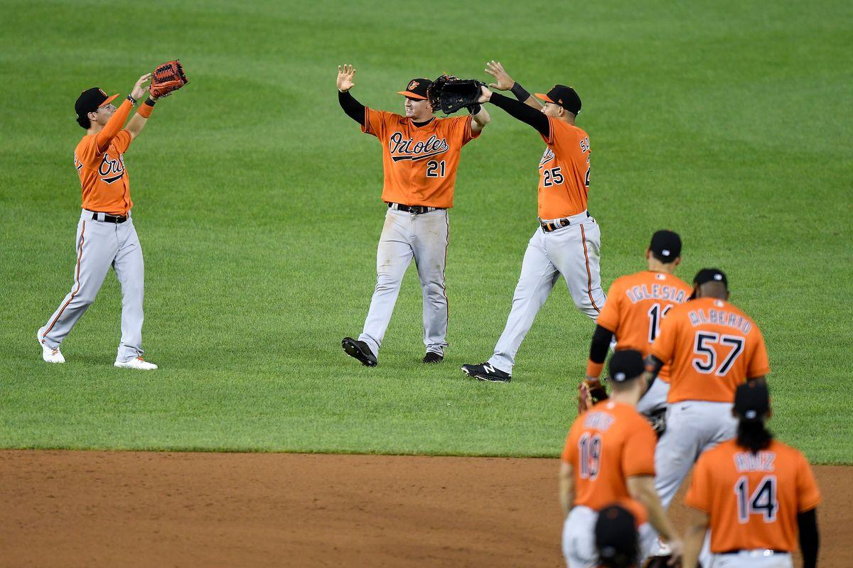 Baltimore Orioles v Washington Nationals