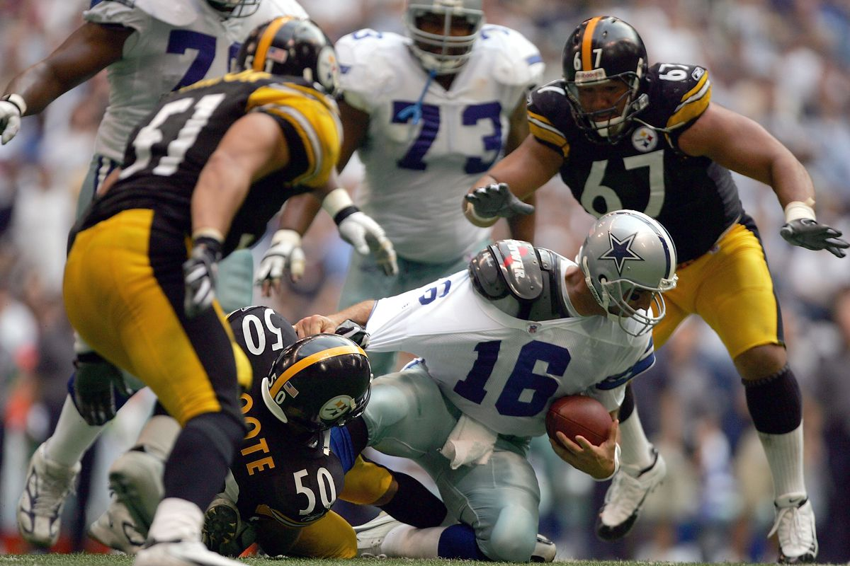 4fc3705f4 Steelers Throwback Thursday: Comeback in Big D vs. the Cowboys ...