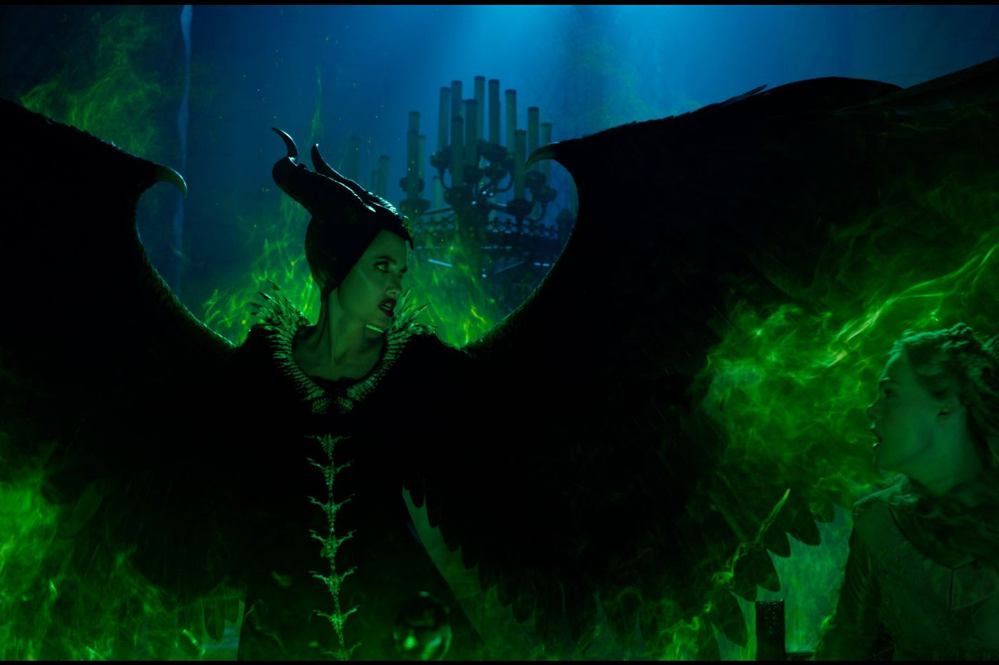 Maleficent Mistress Of Evil Review A Boldly Bonkers Fantasy Film The Verge