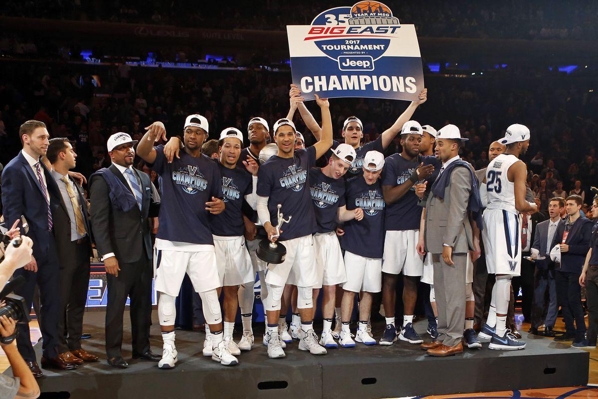 Kentucky Basketball 2017 18 Season Preview For The Wildcats: 2017-18 Big East Season Preview: Villanova Wildcats