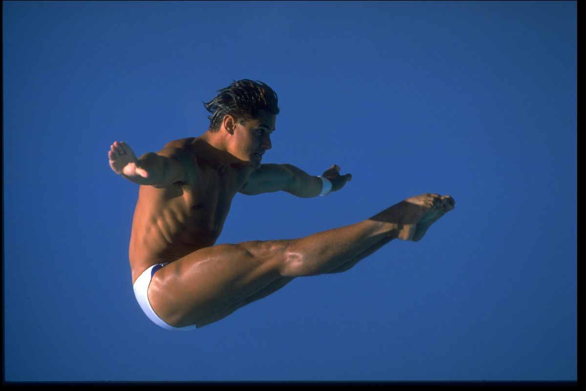Evolution of Diving at the Olympics!