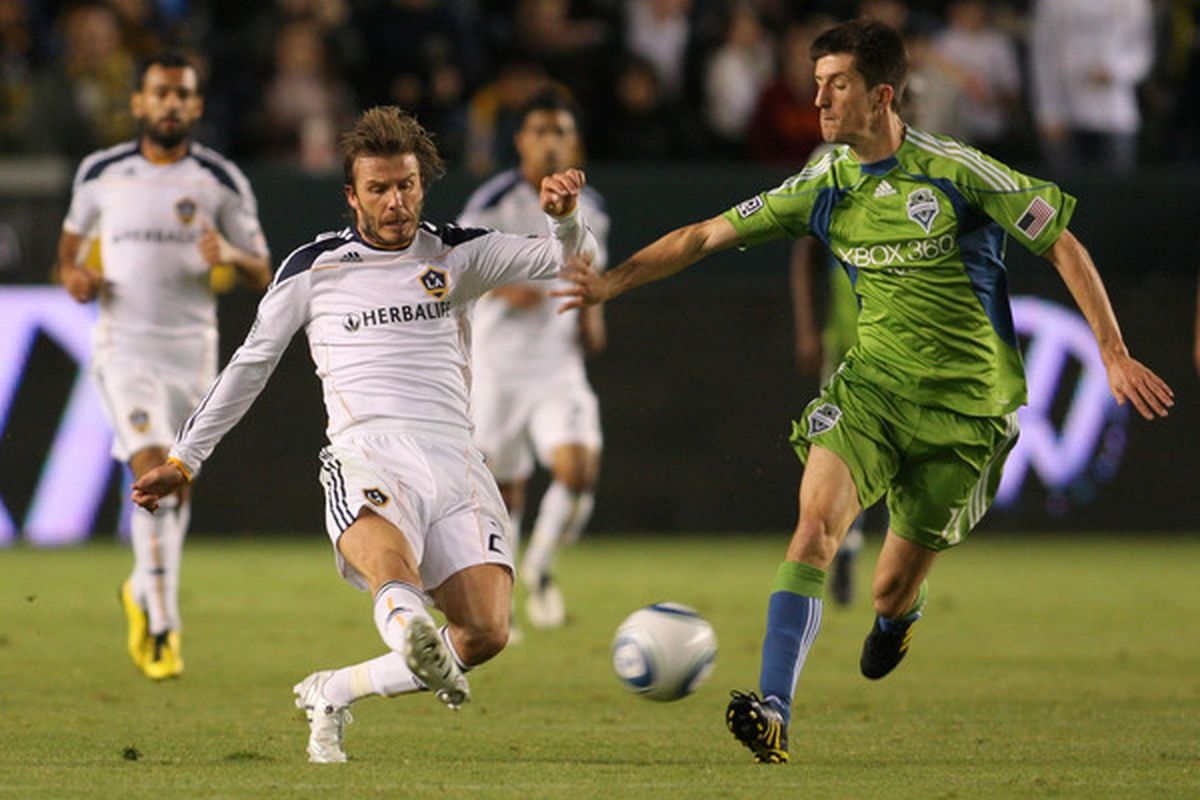 Alvaro Fernandez was DP #3 for the Sounders. Fredy Montero was the 4th. Who should be the 5th?