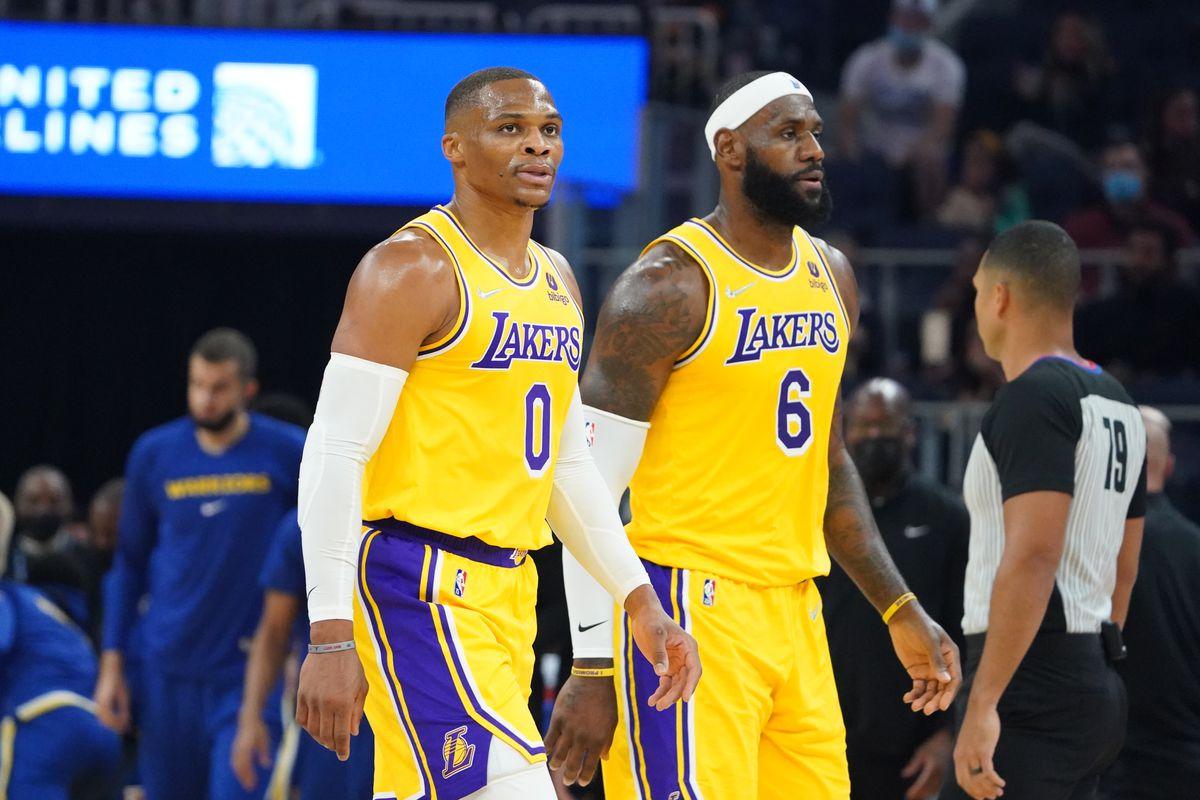 NBA: Preseason-Los Angeles Lakers at Golden State Warriors