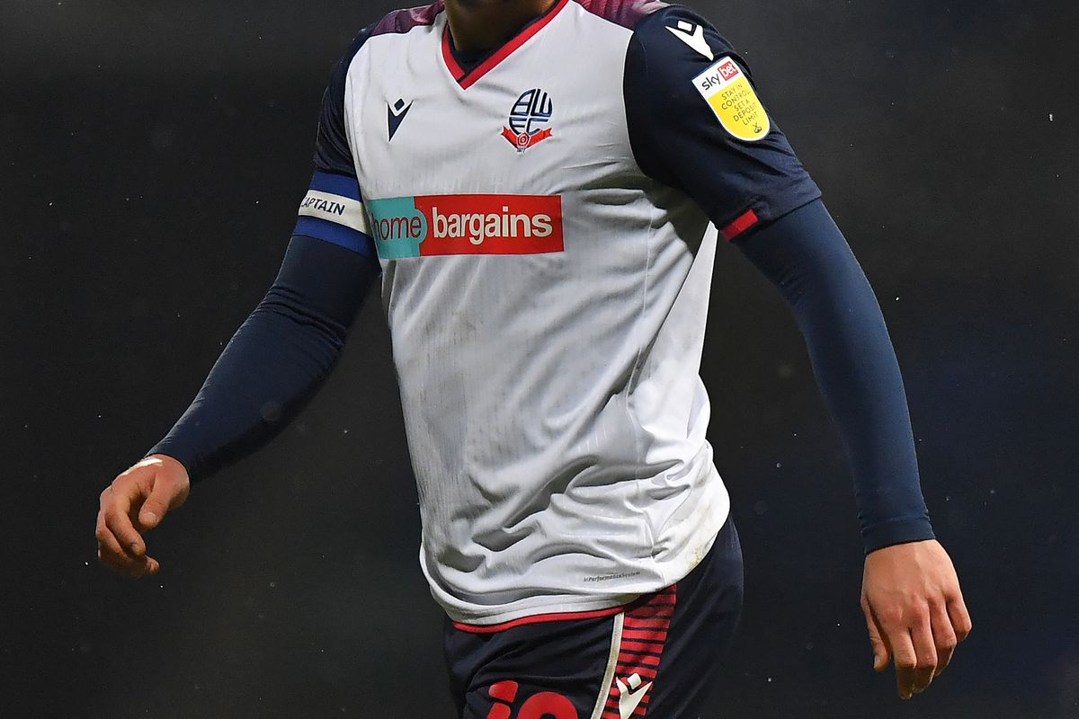Bolton Wanderers v Crawley Town - Sky Bet League Two