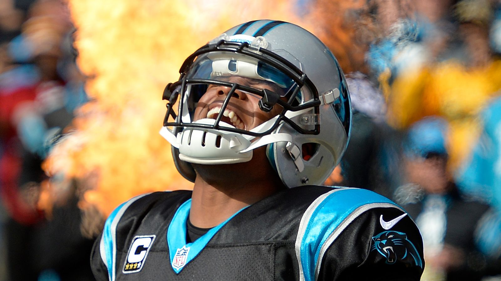 af328b987b6 Why does Cam Newton do the Superman celebration  - SBNation.com