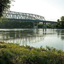When Latter-day Saints began arriving in Jackson County, Mo., in 1831, the Missouri River served as its northern boundary.