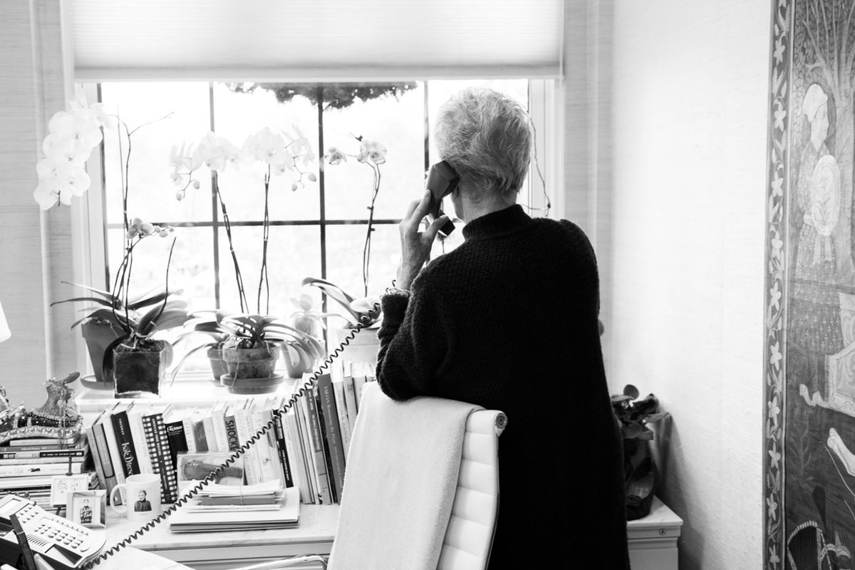 """Photo: <a href=""""http://www.thecoveteur.com/betty-halbreich/"""">The Coveteur</a>"""