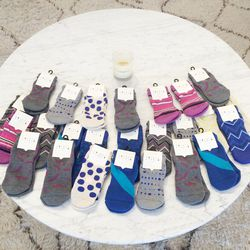 How adorable are Pointe Studio's grip socks?