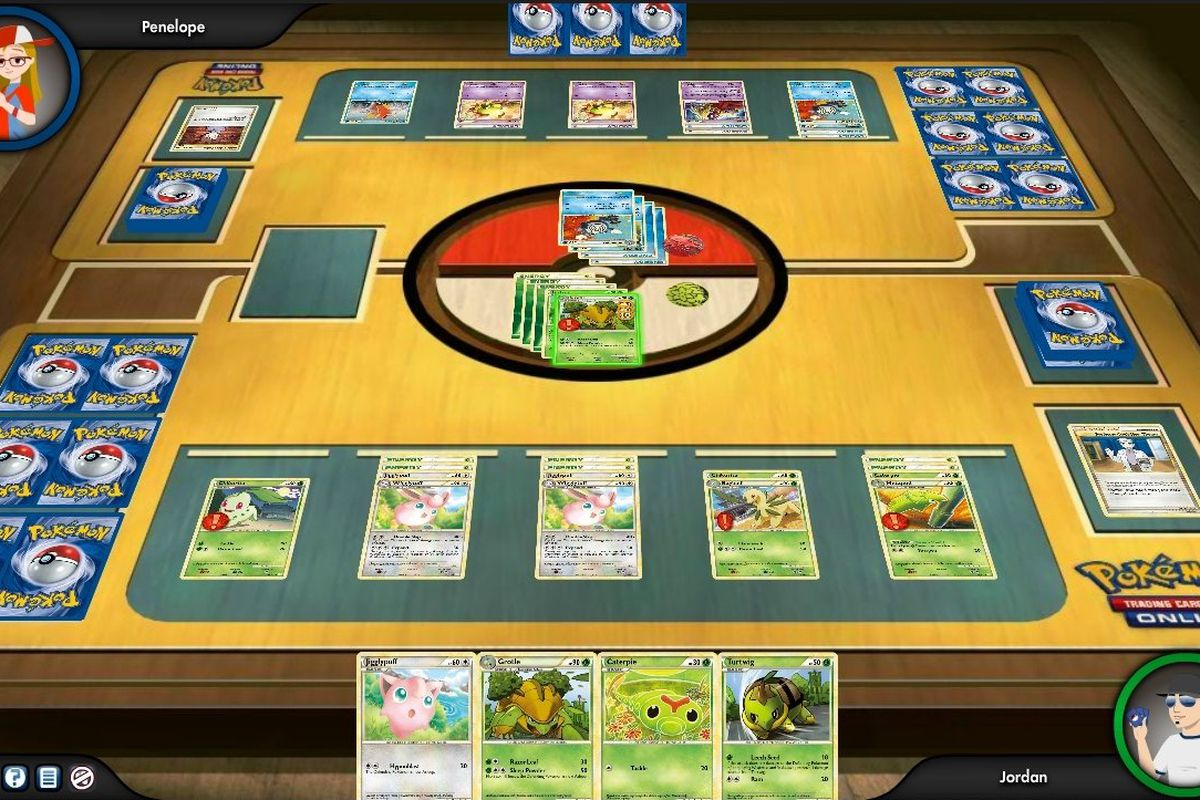You'll be able to play the 'Pokémon Trading Card Game' on ...