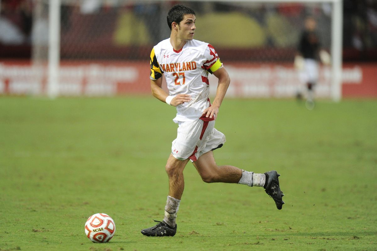 Who Should D C  United Select With The 17th Pick In the 2013 MLS