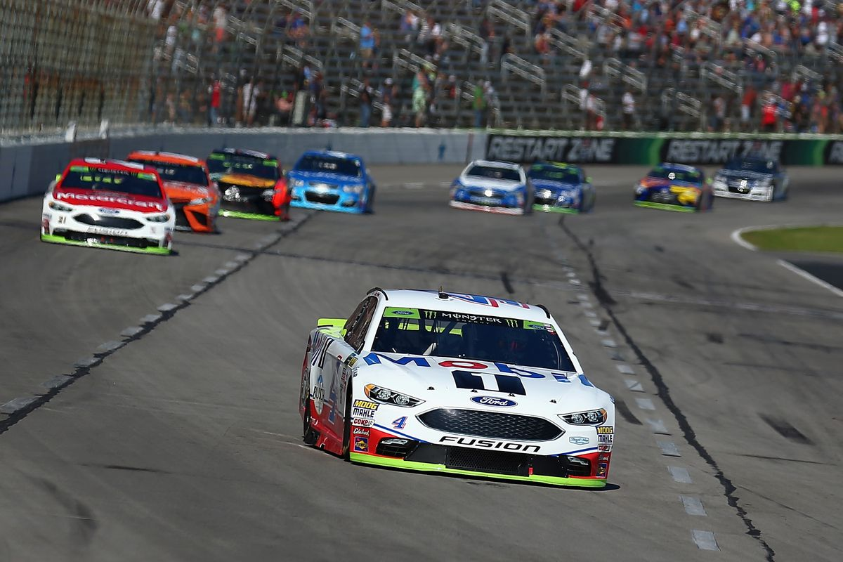 NASCAR Texas 2017: Schedule, results, and news