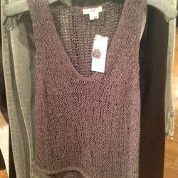 sweater, $89