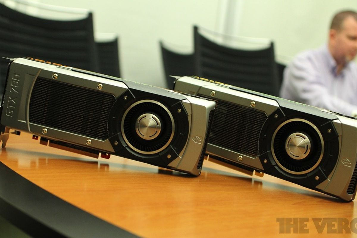 Nvidia intros GeForce GTX 780, and ShadowPlay to record your gaming
