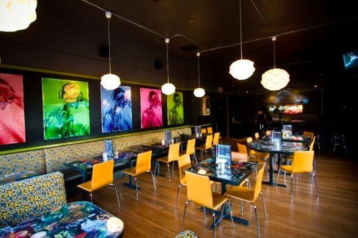 Cosmic Cafe Philadelphia Menu