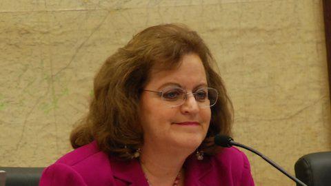Sen. Evie Hudak, D-Westminster – File photo