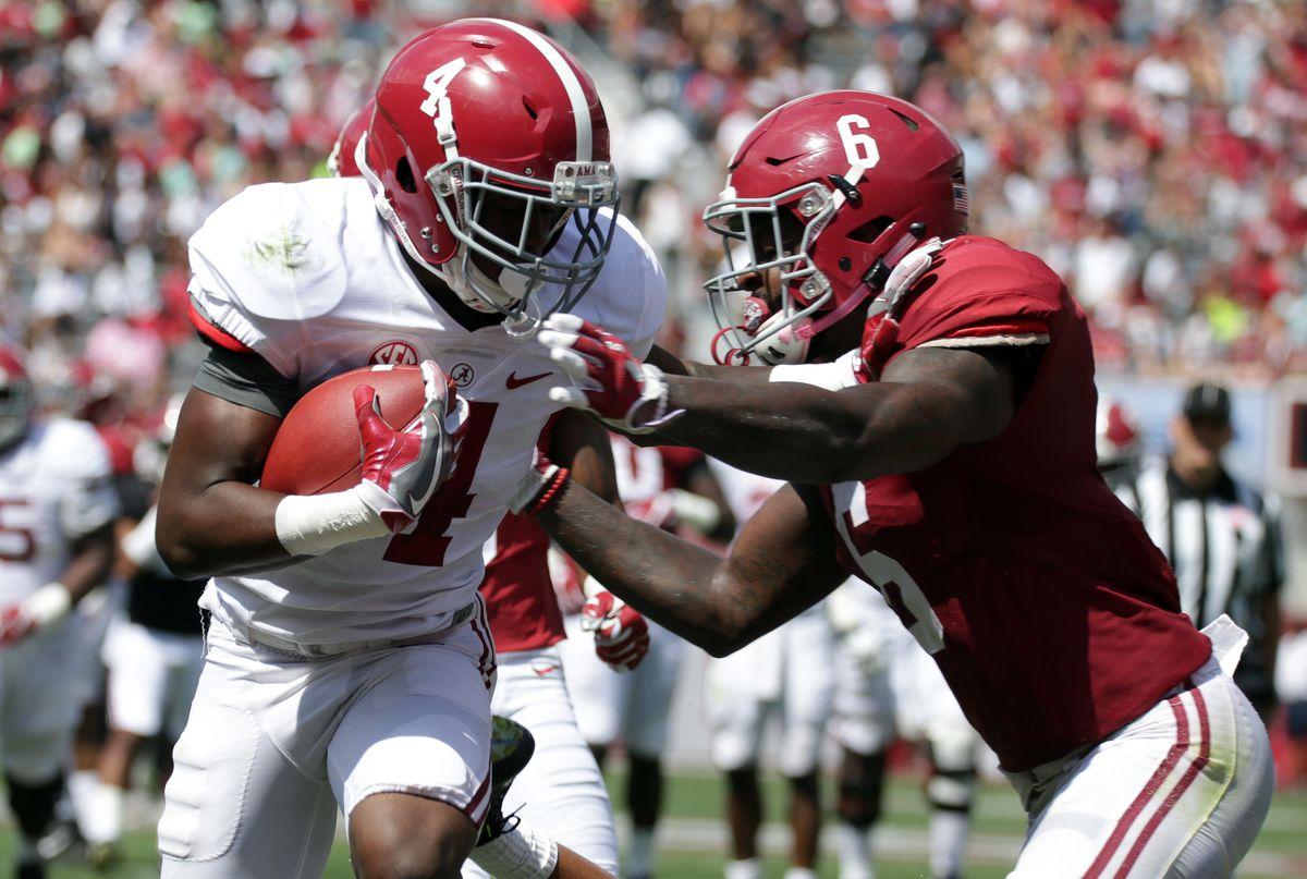 NCAA Football: Alabama Spring Game-A-Day