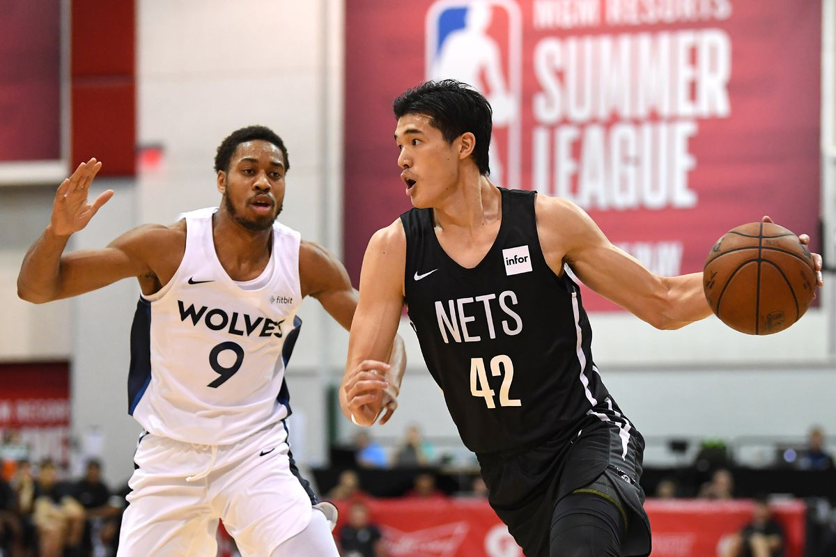 uk availability 5ad46 3064e Memphis Grizzlies sign Yuta Watanabe to a two-way deal ...
