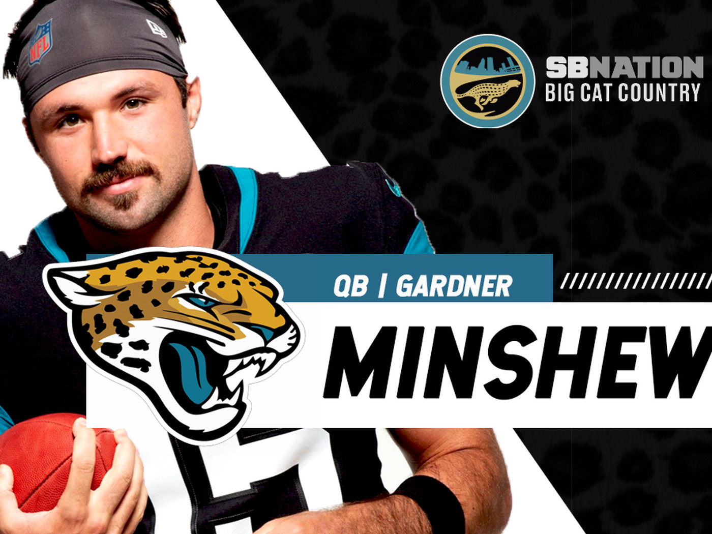 brand new 0d244 c5d06 What are the Jaguars getting in Gardner Minshew II? - Big ...