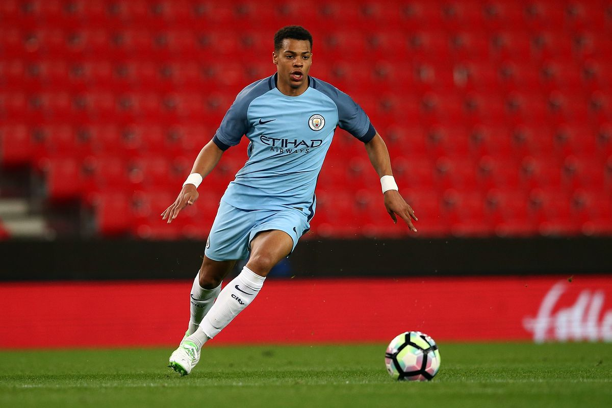 Stoke City v Manchester City - FA Youth Cup Semi Final: Second Leg