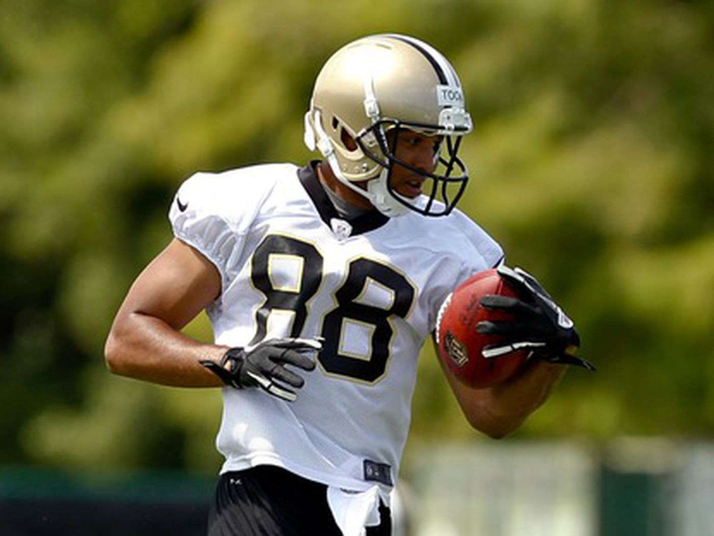 New Orleans Saints Roster 2013: Wide Receiver/Tight End
