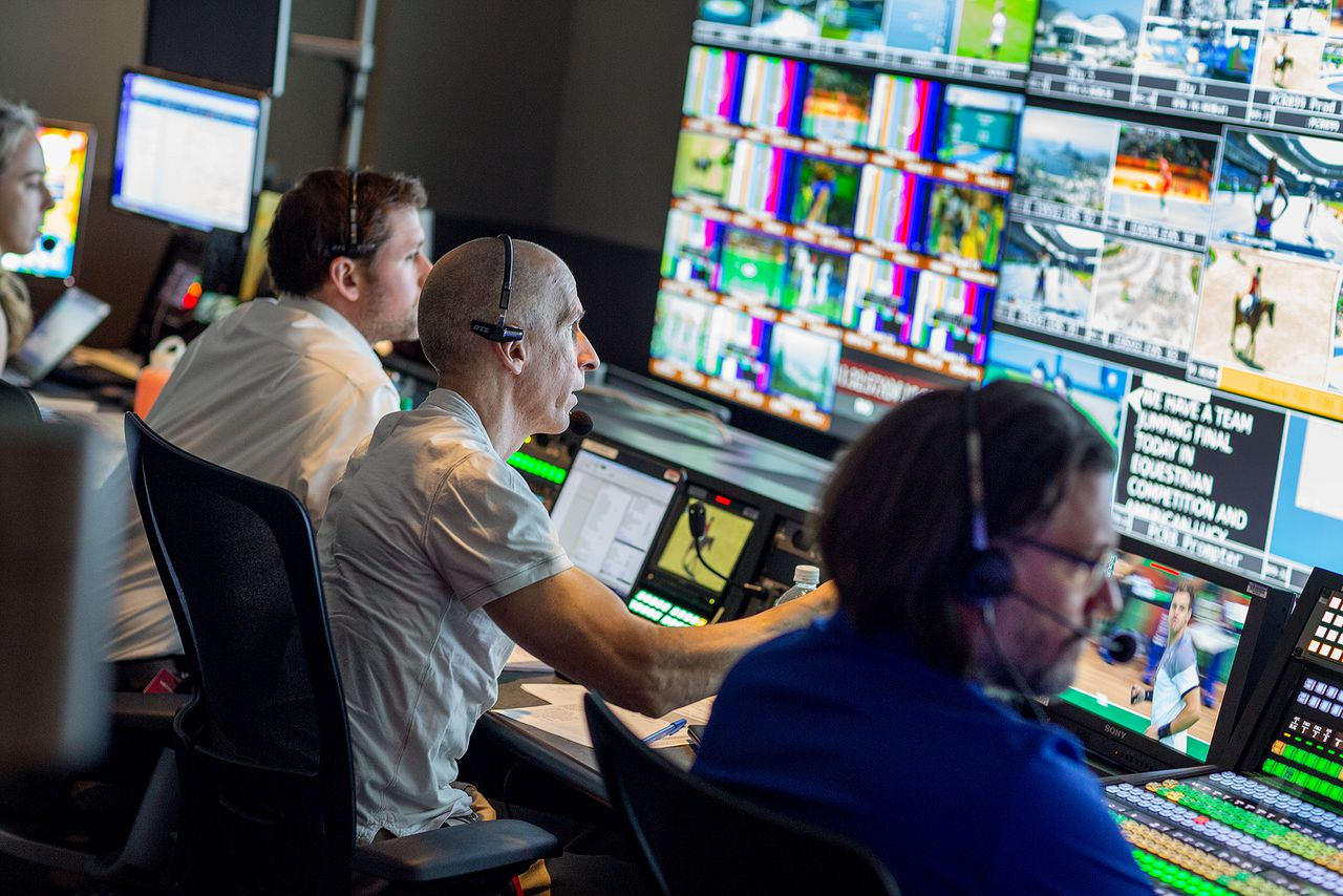 here s the tech nbc built to stream the olympics now can it
