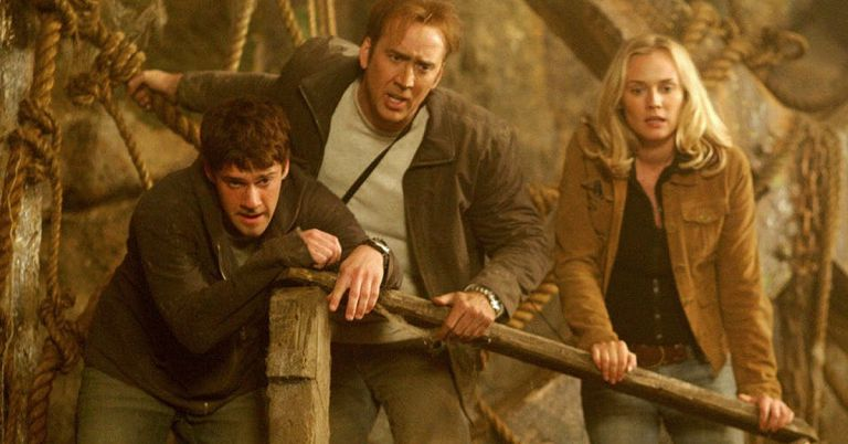 Disney Plus is officially rebooting National Treasure as a streaming TV show
