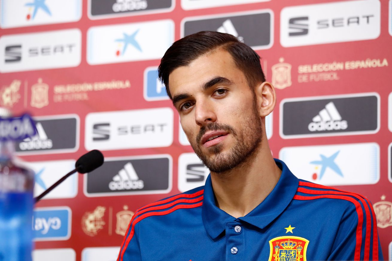 Dani Ceballos: ?It doesn?t hurt me that I?m not in Madrid, I wasn?t playing or enjoying my football?