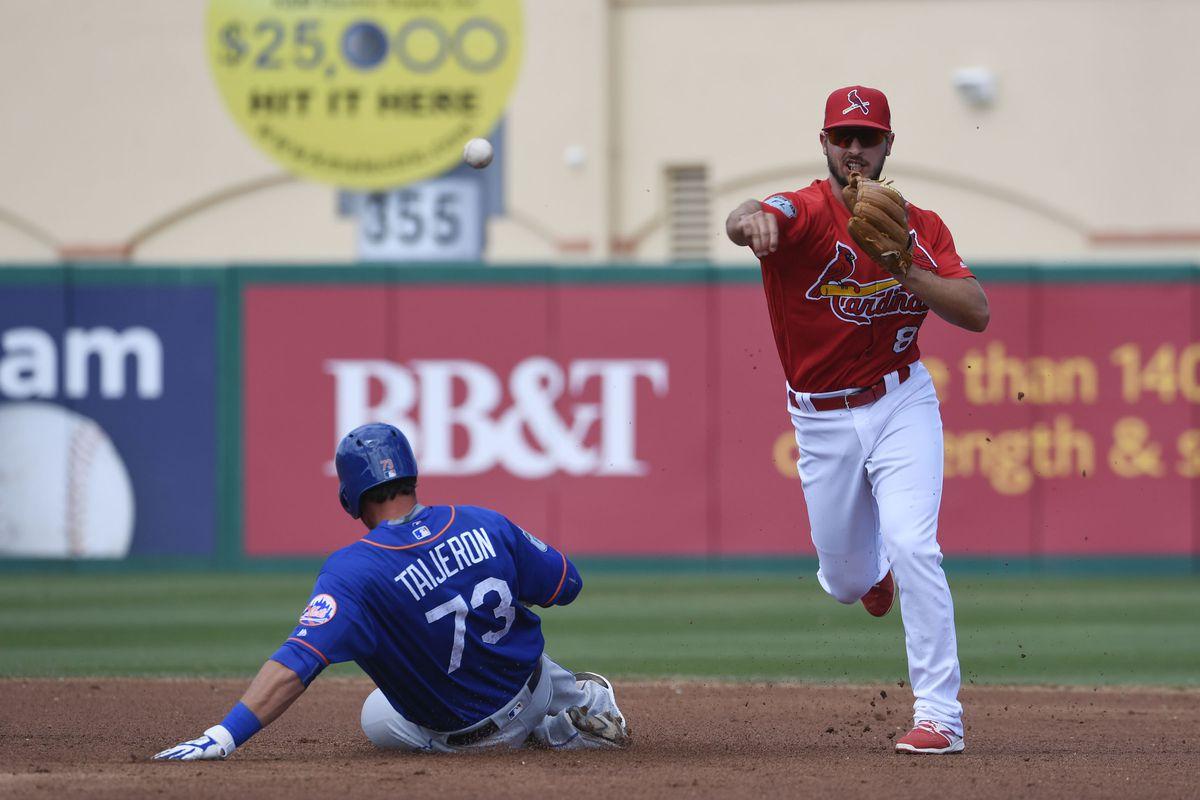 MLB: Spring Training-New York Mets at St. Louis Cardinals