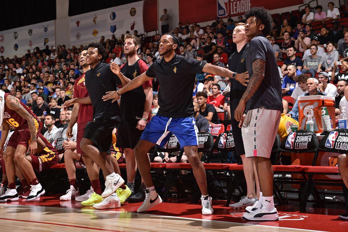 2019 Las Vegas Summer League - Cleveland Cavaliers v Sacramento Kings
