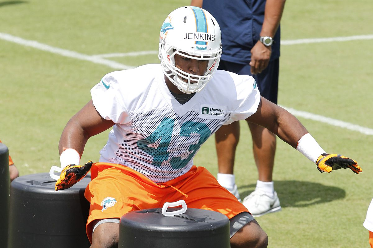 Is Jelani Jenkins a boom-or-bust prospect for the Dolphins in 2013?