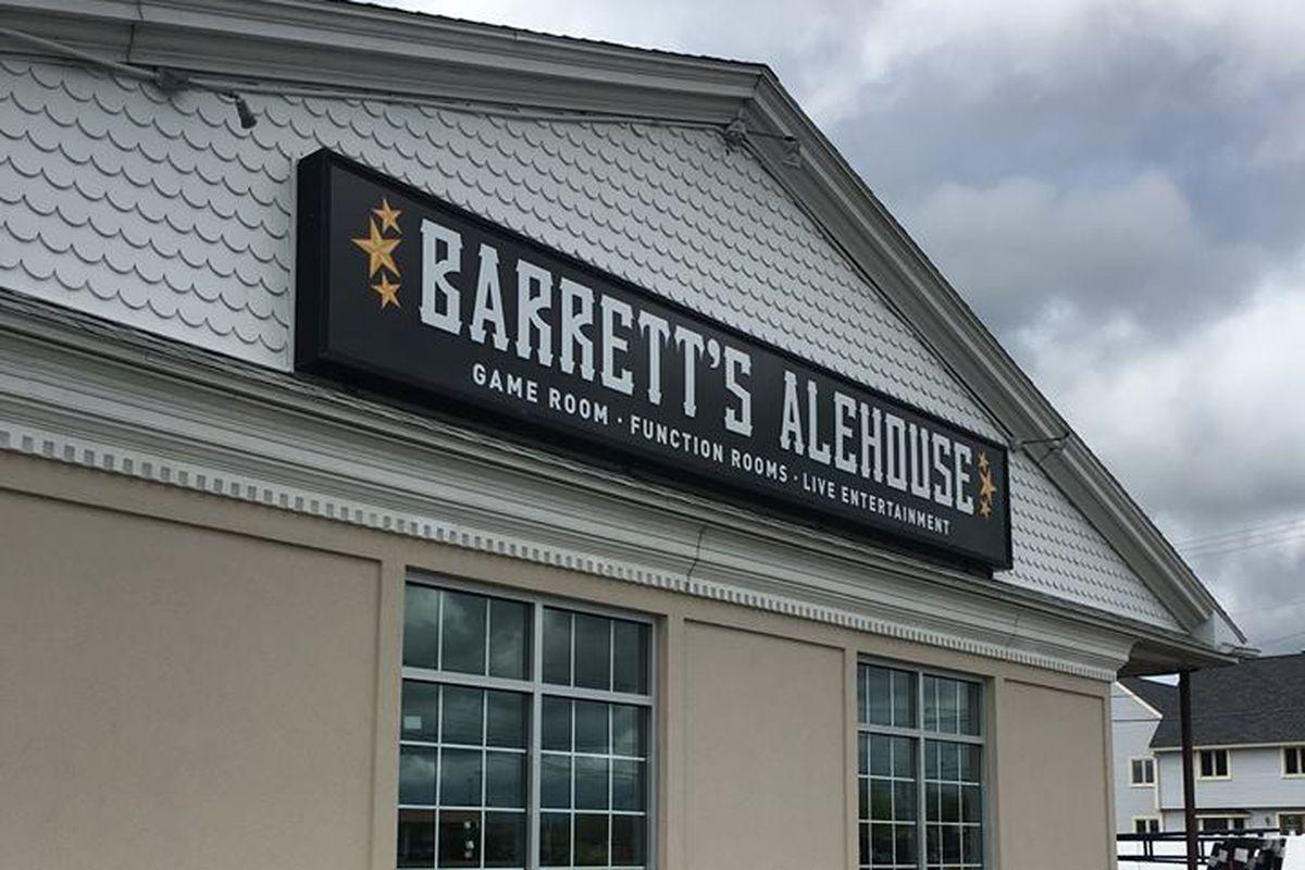Barrett's Alehouse in West Bridgewater