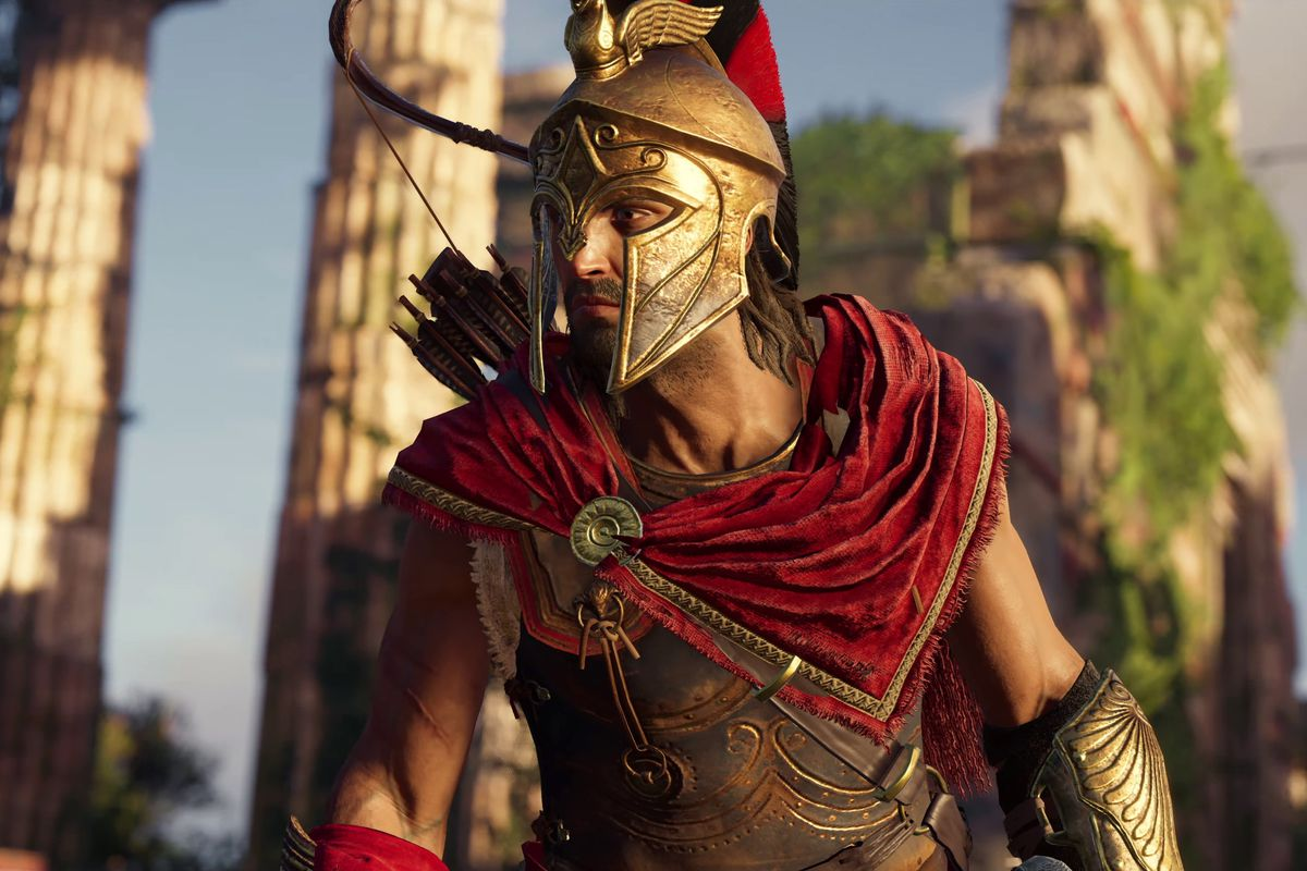 Process Essay Thesis Streaming Assassins Creed Odyssey In Google Chrome Is Surprisingly Great What To Include In A Persuasive Essay also Argumentative Essays On The Death Penalty Get Free Assassins Creed Odyssey On Pc For Testing Googles Project  Cheap Custom Essays