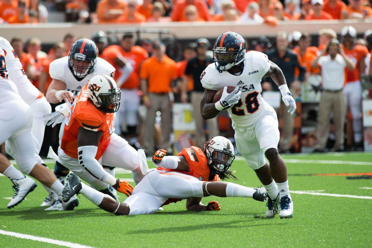 NCAA Football: Texas-San Antonio at Oklahoma State