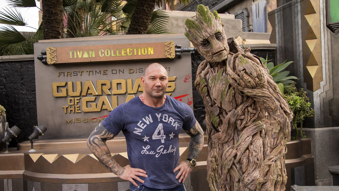 Donald Cerrone: Guardians of the Galaxy's Dave Bautista made me feel 'inferior as a man'