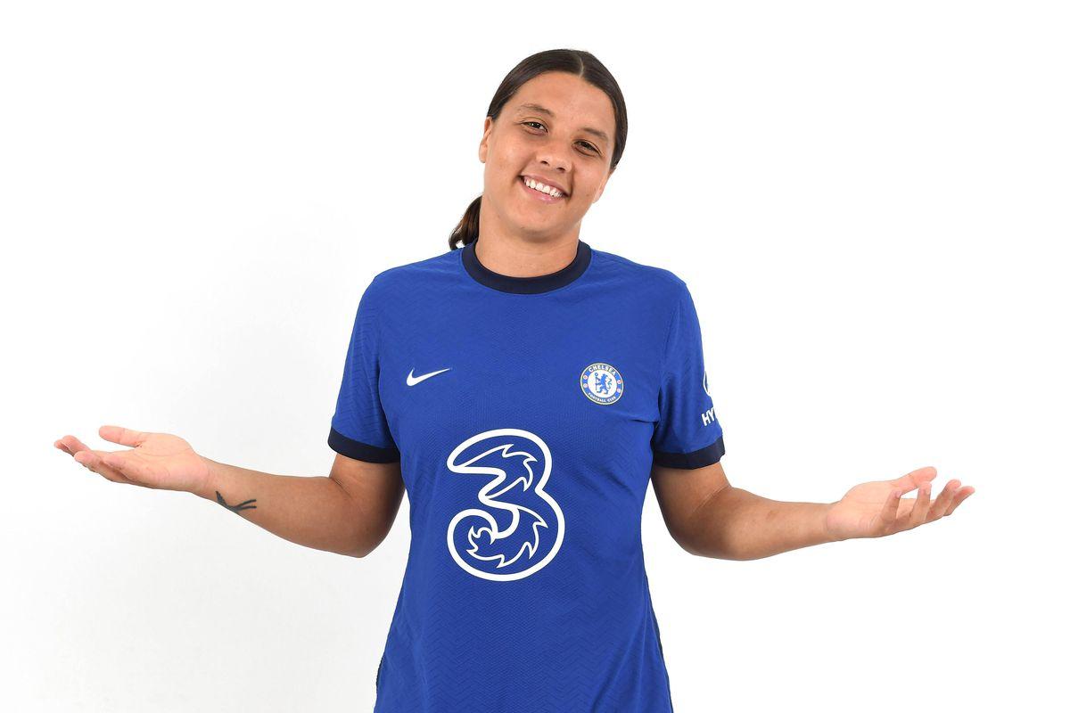 Chelsea FC Women Photocall