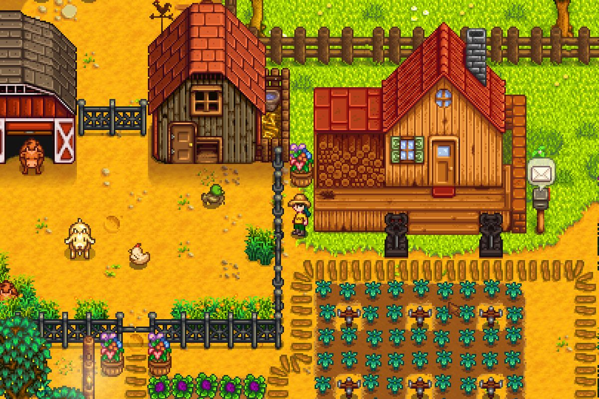 Stardew Valley creator back-burners other project to focus on new