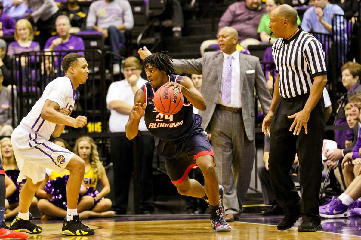 NCAA Basketball: South Alabama at Louisiana State