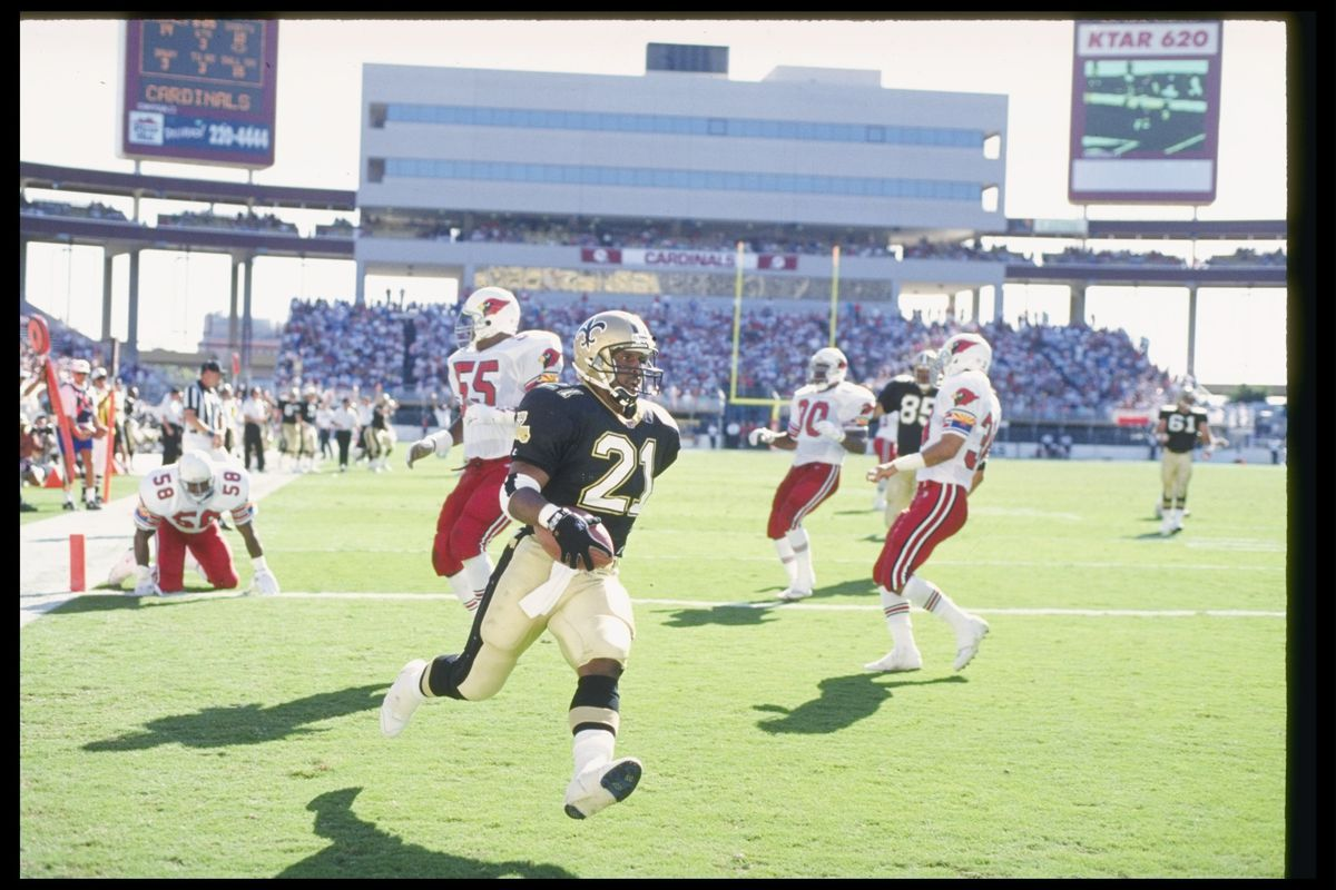 9559f72a Countdown to New Orleans Saints Kickoff: A History of No. 21 - Canal ...