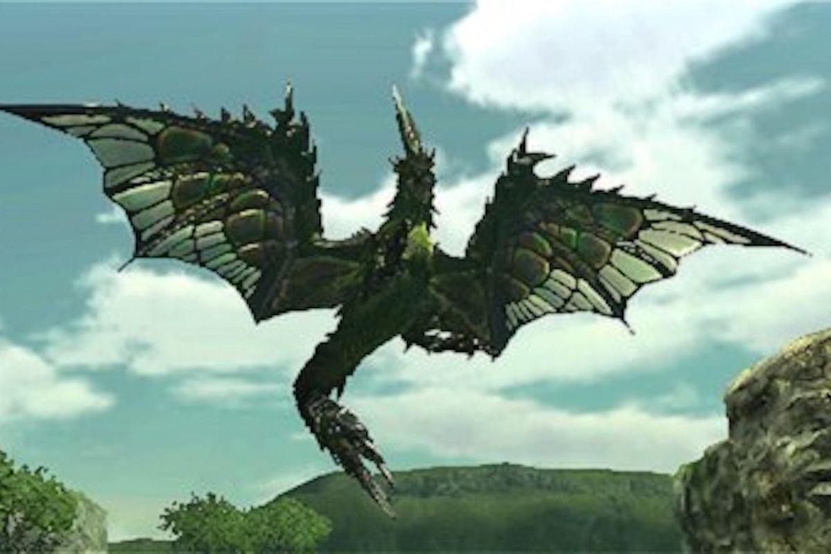 Monster Hunter XX Heading to Nintendo Switch