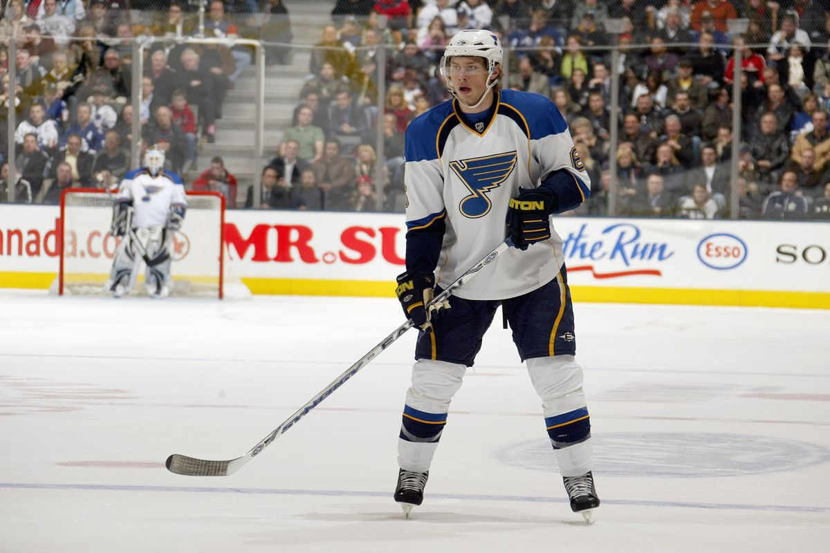 St.Louis Blues v Toronto Maple Leafs
