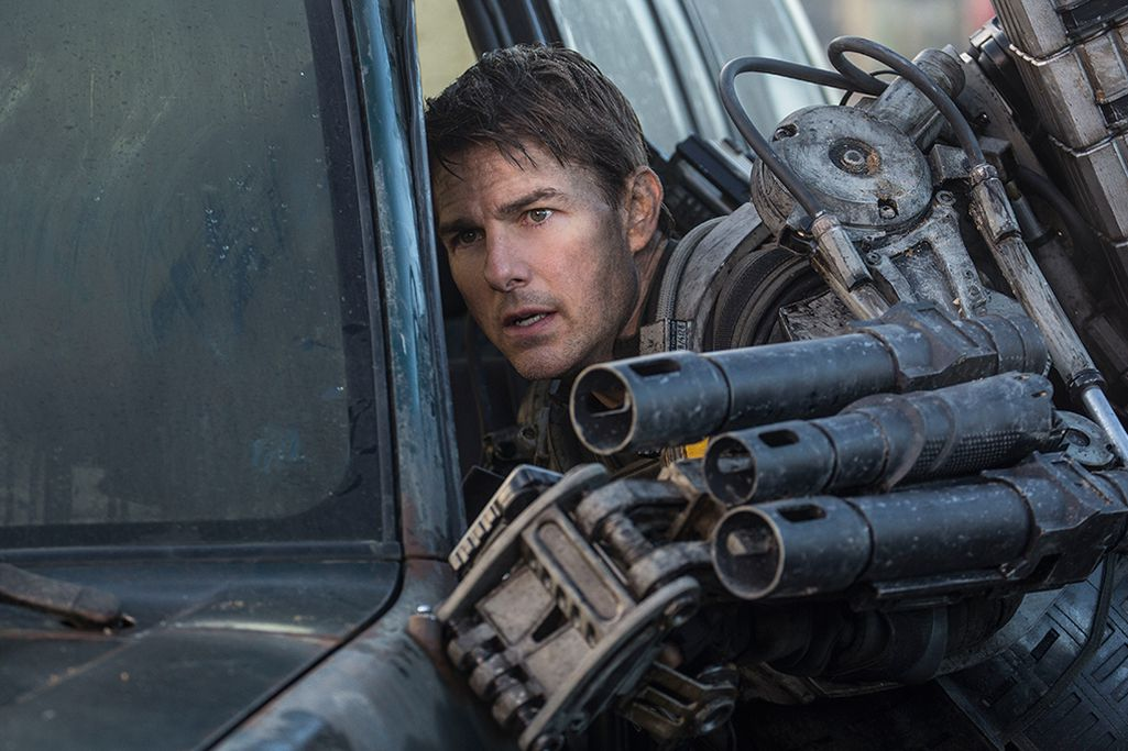 Edge Of Tomorrow Review The Verge