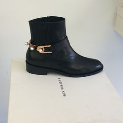 Ankle boots, $295