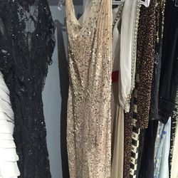 Gown, $2,595