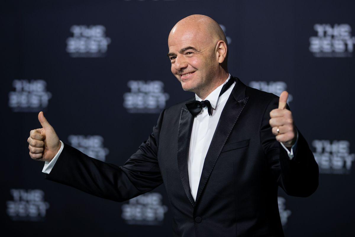 FIFA  пошла на поводу мирового феминизма