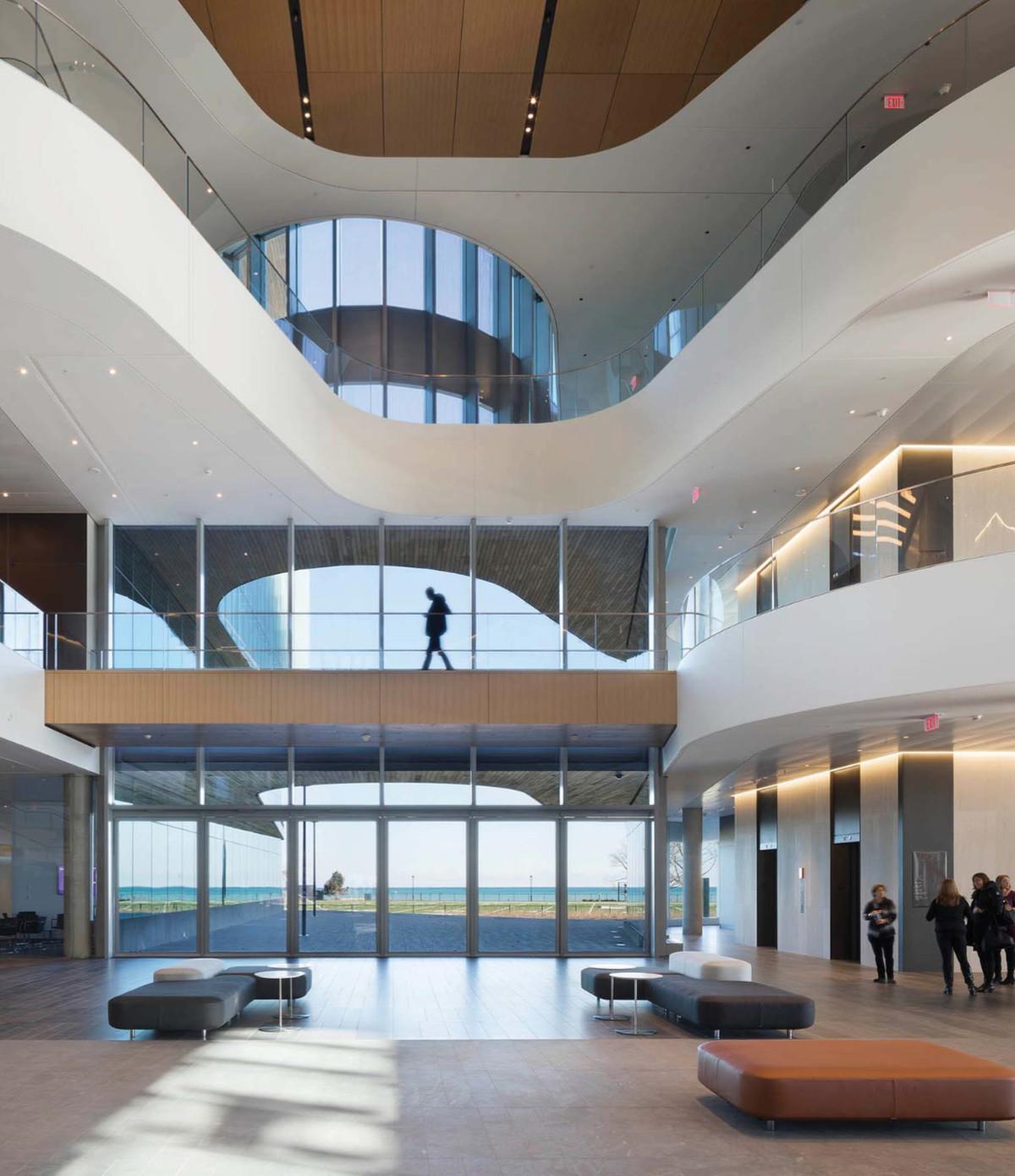 Northwestern opens new Kellogg Global Hub at its Evanston ...