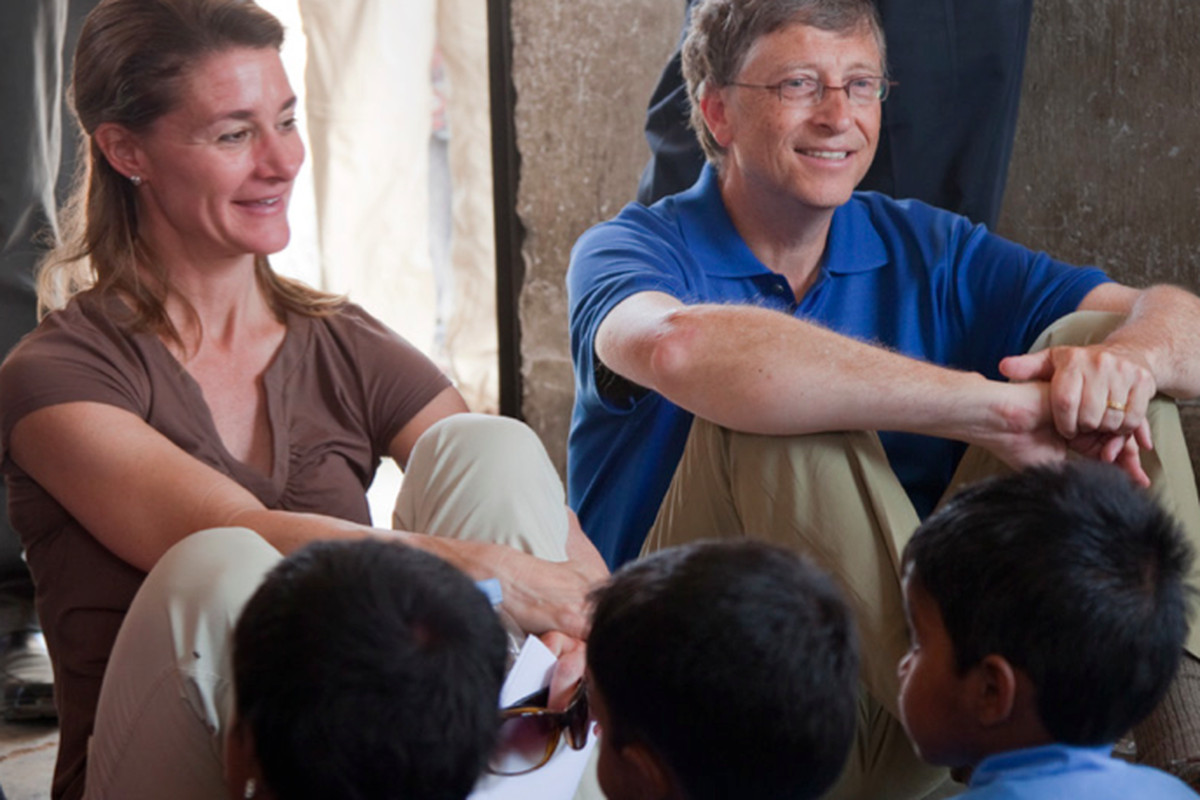 Bill and Melinda Gates Say Three Key Myths are Holding Back the World's Poor