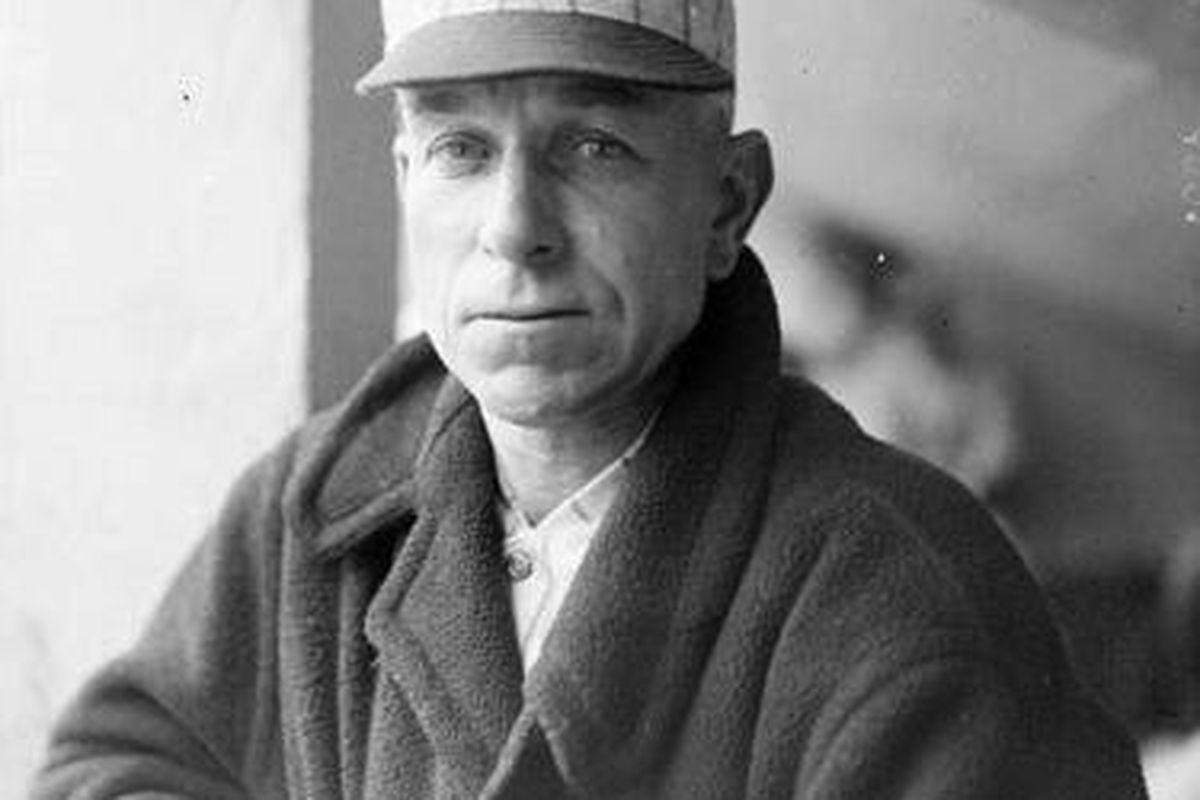 "Hugh Duffy, via <a href=""http://upload.wikimedia.org/wikipedia/en/1/17/Hugh_Duffy_Baseball.jpg"">Wikipedia</a>"
