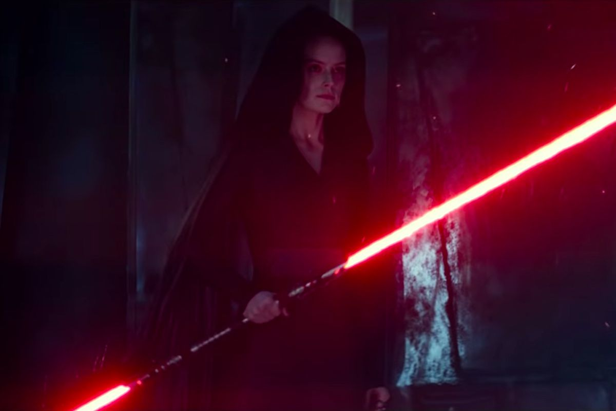 Image result for sith rey