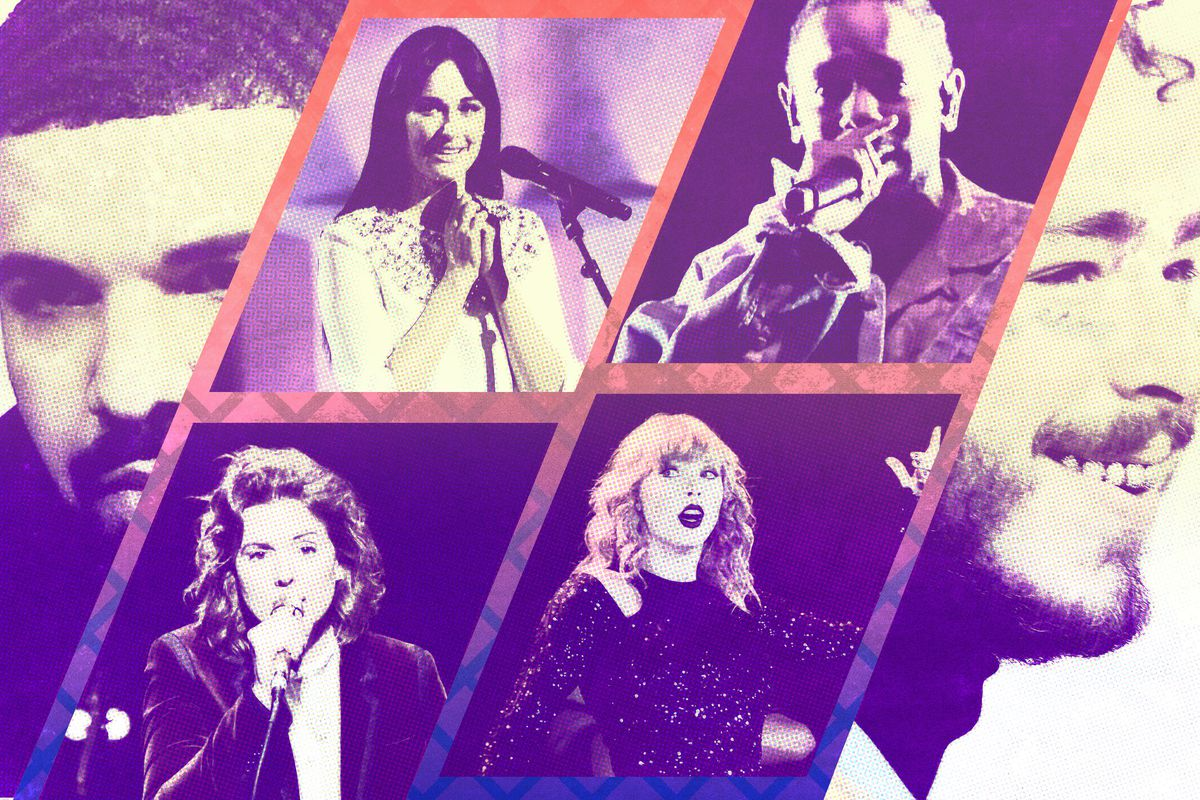 Grammy 2019 Cd: The Winners And Losers Of The 2019 Grammy Nominations