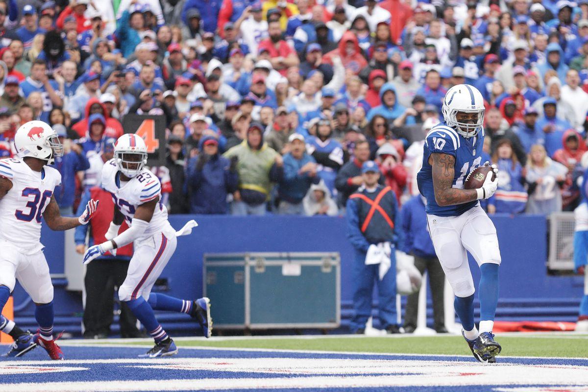 Indianapolis Colts v Buffalo Bills